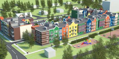Фотографии и отзывы о коттеджном поселке «Бельгийский квартал» (Ломоносовский р-н ЛО)