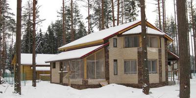 Фотографии и отзывы о коттеджном поселке «Вырица» (Гатчинский р-н ЛО)