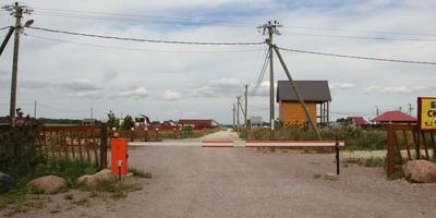 Фотографии и отзывы о коттеджном поселке «Лубенская Долина» (Ломоносовский р-н ЛО)