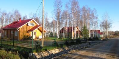 Фотографии и отзывы о коттеджном поселке «Зареченское» (Приозерский р-н ЛО)