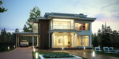 Фотографии и отзывы о коттеджном поселке «HONKANOVA Concept Residence» (Курортный р-н ЛО)