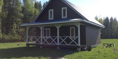 Фотографии и отзывы о коттеджном поселке «Преображенское» (Лужский р-н ЛО)
