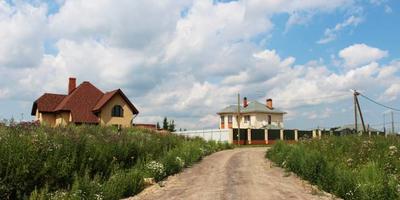 Фотографии и отзывы о коттеджном поселке «Вайя» (Гатчинский р-н ЛО)