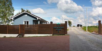 Фотографии и отзывы о коттеджном поселке «Сосновские озера-2» (Приозерский р-н ЛО)