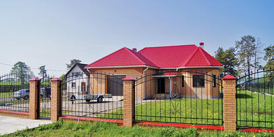 Фотографии и отзывы о коттеджном поселке «Вревское» (Лужский р-н ЛО)