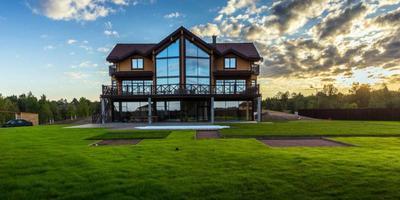 Фотографии и отзывы о коттеджном поселке «Кавголовское озеро. Загородная резиденция» (Всеволожский р-н ЛО)