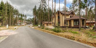 Фотографии и отзывы о коттеджном поселке «Охтинский Парк» (Всеволожский р-н ЛО)