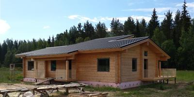 Фотографии и отзывы о коттеджном поселке «Polianka Village» (Выборгский р-н ЛО)