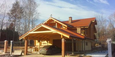 Фотографии и отзывы о коттеджном поселке «Poluostrov» (Солнечногорский р-н МО)