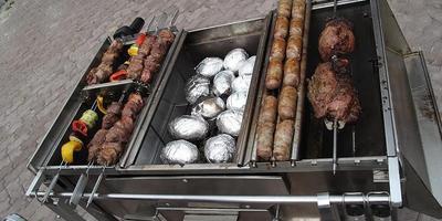 Виды мангалов и барбекю
