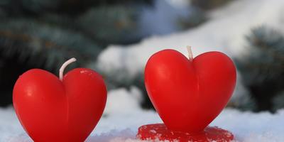 Романтика на даче в День всех влюбленных