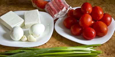 """Кулинарный мастер-класс: сырный крем-салат """"Тюльпаны"""""""