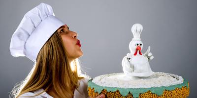 Встречаем год Огненного Петуха: 19 рецептов оригинальных блюд