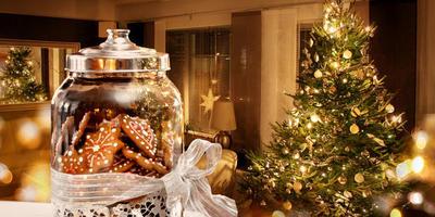 Традиционная рождественская и новогодняя выпечка разных стран