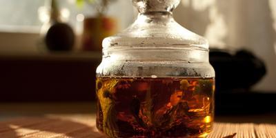 Дачный чай