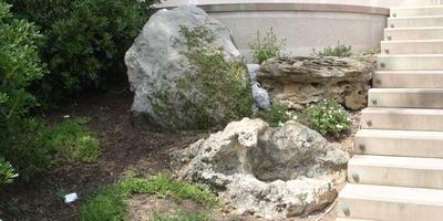 Как правильно самому разместить камни в рокарии?