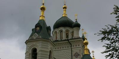Открытие Крымского военно-исторического фестиваля на Федюхиных высотах