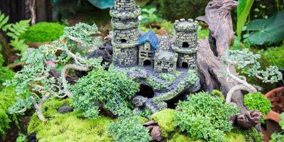 Игра в сказку: идеи для волшебного оформления сада