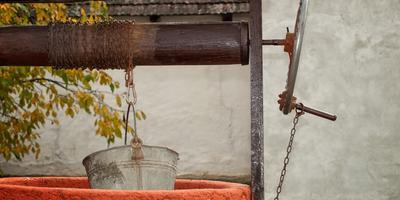 Колодец на даче: интересные идеи оформления