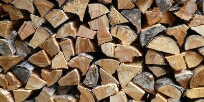 Где и как хранить дрова на даче