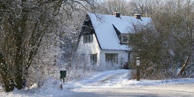Снег на даче - друг и враг