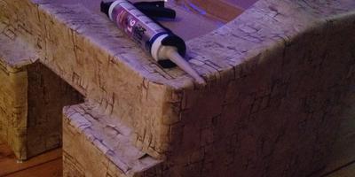 Готовимся к Рождеству и Новому году: мастер-класс по созданию камина