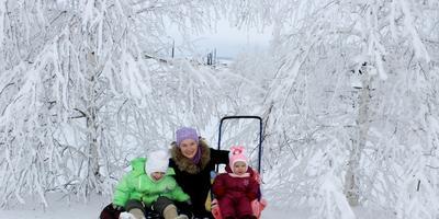 Развлечения на свежем воздухе уже в Новом 2014 году!