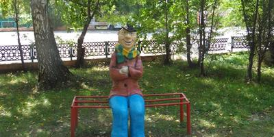 Михаил Евдокимов жил по соседству с Золотой Богиней