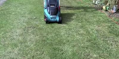 Как я газонокосилку выбирала