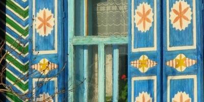 Неповторимый резной домик под Екатеринбургом
