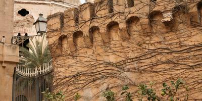 Милые испанские дворики
