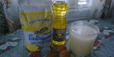 Старинный русский рецепт дрожжевых блинчиков на сыворотке