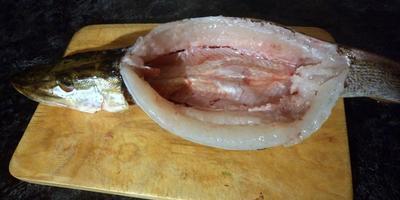 Золотая рыбка с овощами
