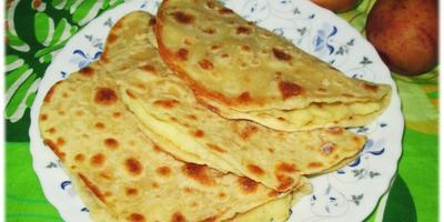 Кыстыбый - традиционное татарское блюдо