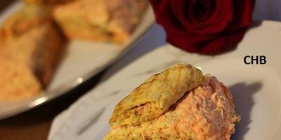 Вафельный торт  «Овощной» и варенье «Любимое».