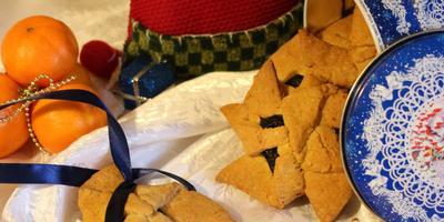 Новогоднее печенье - самая традиционная сладость!