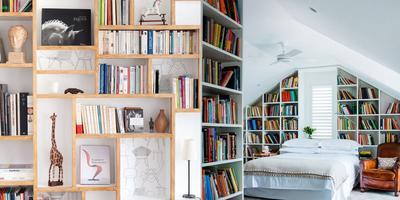 9 советов для создания библиотеки на даче