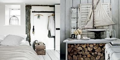 Белая дача в стиле «прованс»