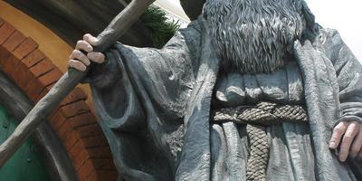 Новозеландские землянки — дизайн в сказочной стране