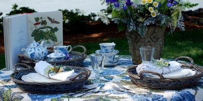 Как разнообразить чаепитие на даче