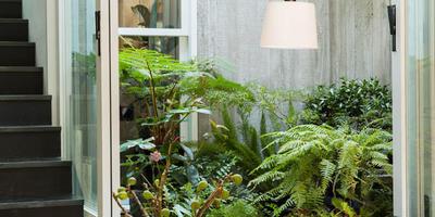 Как создать красивый задний дворик на 20 квадратных метрах