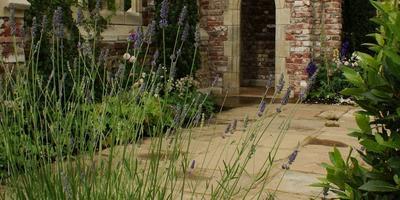 Ландшафтный дизайн по-английски при садоводческом колледже Кейпел-Мэнор