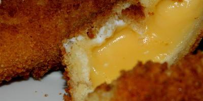 Хлебные палочки с сыром
