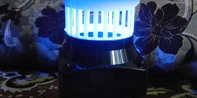 Теперь и у меня есть фонарик-ловушка