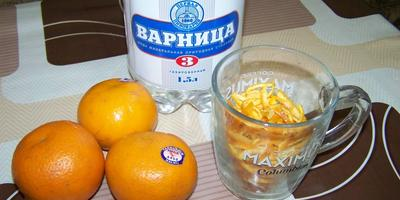 """Ода мандариновой """"шкурке"""""""