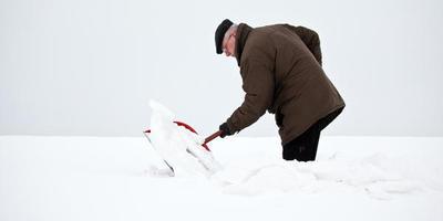 Отзыв о лопате для уборки снега БЕРКХАУС