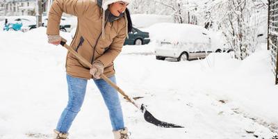 Отзыв о лопате для уборки снега СИБРТЕХ