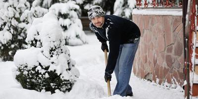 Отзыв о лопате для уборки снега Центроинструмент