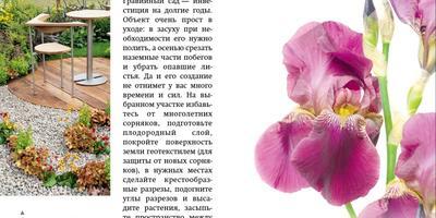 """Статья """"Лениться - разрешается!"""" в планшетной версии журнала МОЙ ПРЕКРАСНЫЙ САД."""