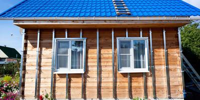 Как утеплить дачный домик снаружи